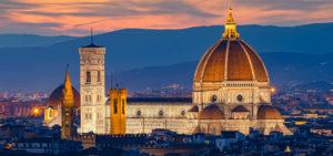 A Firenze in Taxi da Viareggio